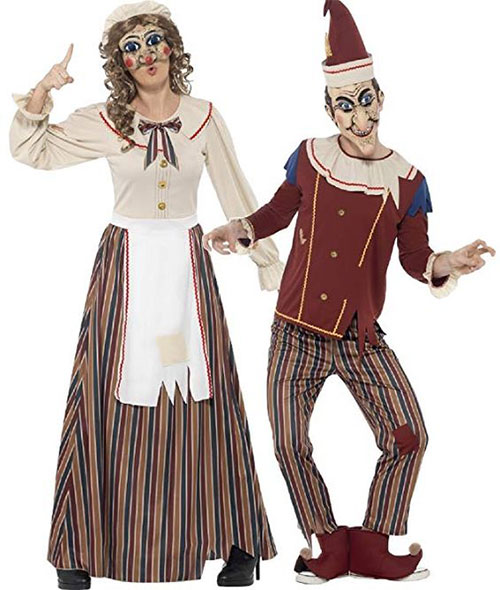 Best-Halloween-Costumes-For-Couples-2019-Couples-Outfits-7