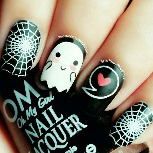 Halloween-Nails-Art-Designs-Ideas-Trends-2019-Halloween-Nails-11