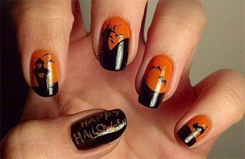 Halloween-Nails-Art-Designs-Ideas-Trends-2019-Halloween-Nails-13
