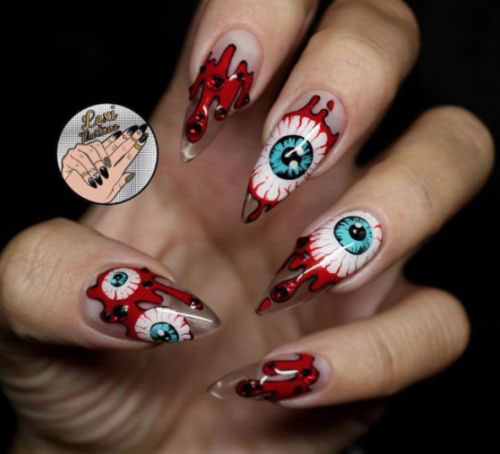Halloween-Nails-Art-Designs-Ideas-Trends-2019-Halloween-Nails-14