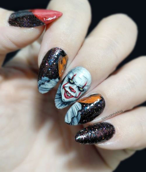 Halloween-Nails-Art-Designs-Ideas-Trends-2019-Halloween-Nails-17