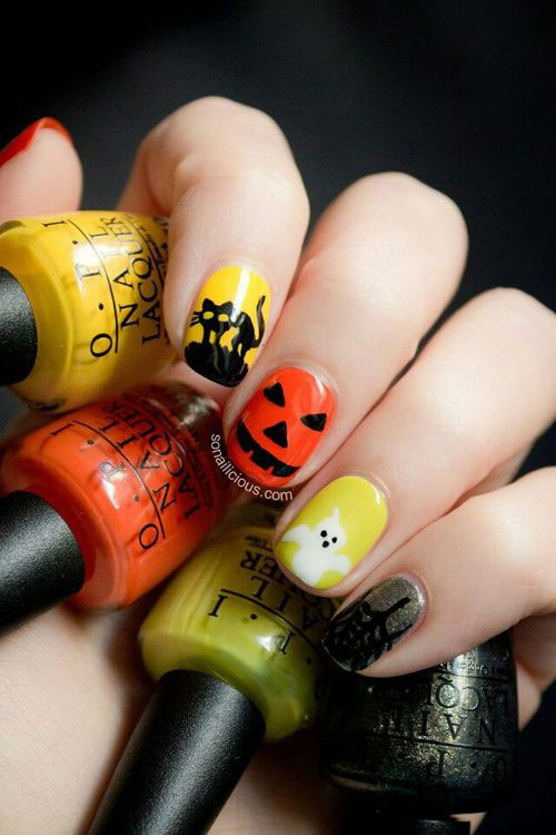 Halloween-Nails-Art-Designs-Ideas-Trends-2019-Halloween-Nails-19