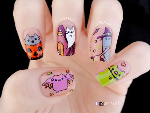 Halloween-Nails-Art-Designs-Ideas-Trends-2019-Halloween-Nails-27