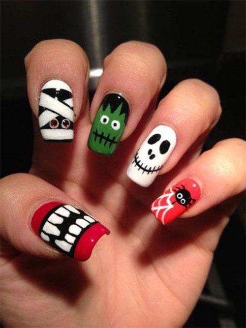 Halloween-Nails-Art-Designs-Ideas-Trends-2019-Halloween-Nails-3