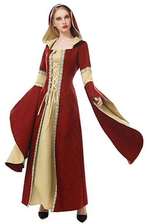 Witch-Halloween-Costumes-For-Kids-Girls-Women-2019-12