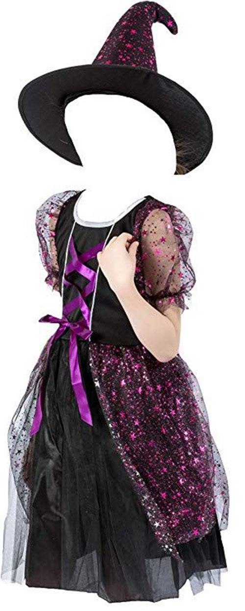 Witch-Halloween-Costumes-For-Kids-Girls-Women-2019-2
