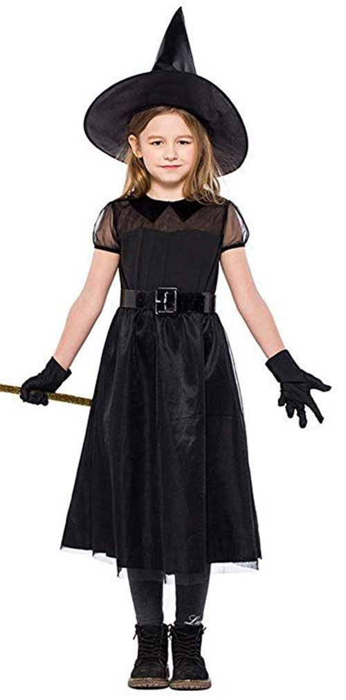 Witch-Halloween-Costumes-For-Kids-Girls-Women-2019-3