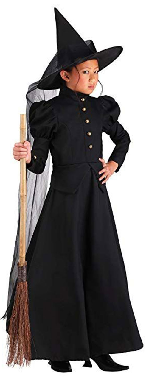 Witch-Halloween-Costumes-For-Kids-Girls-Women-2019-5