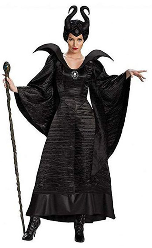 Witch-Halloween-Costumes-For-Kids-Girls-Women-2019-8