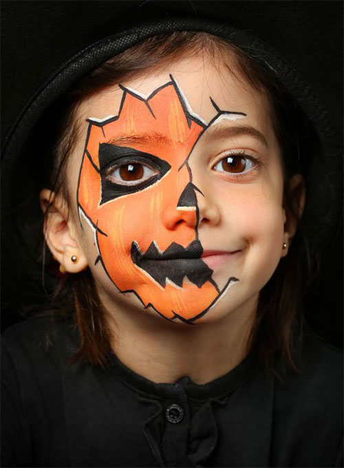 15-Easy-Halloween-Makeup-Ideas-For-Kids-2019-3