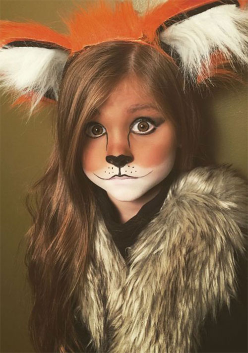 15-Easy-Halloween-Makeup-Ideas-For-Kids-2019-5