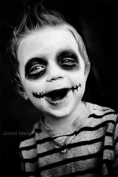 15-Easy-Halloween-Makeup-Ideas-For-Kids-2019-7