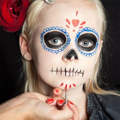 15-Easy-Halloween-Makeup-Ideas-For-Kids-2019-8