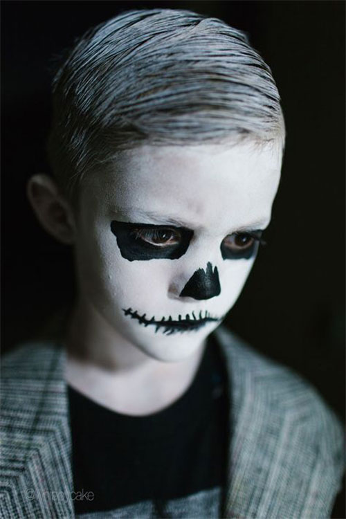15-Easy-Halloween-Makeup-Ideas-For-Kids-2019-9