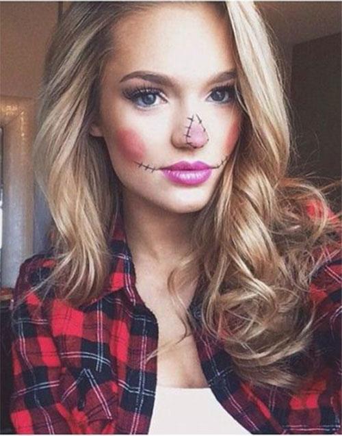 18-Last-Minute-Easy-Halloween-Makeup-Ideas-2019-Simple-Halloween-Makeup-12