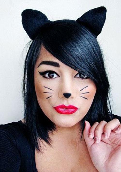 18-Last-Minute-Easy-Halloween-Makeup-Ideas-2019-Simple-Halloween-Makeup-14