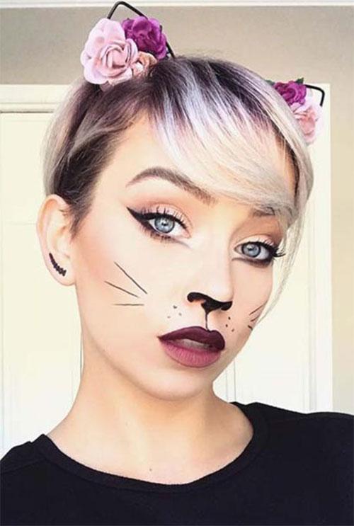 18-Last-Minute-Easy-Halloween-Makeup-Ideas-2019-Simple-Halloween-Makeup-15