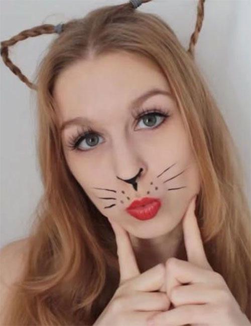 18-Last-Minute-Easy-Halloween-Makeup-Ideas-2019-Simple-Halloween-Makeup-16