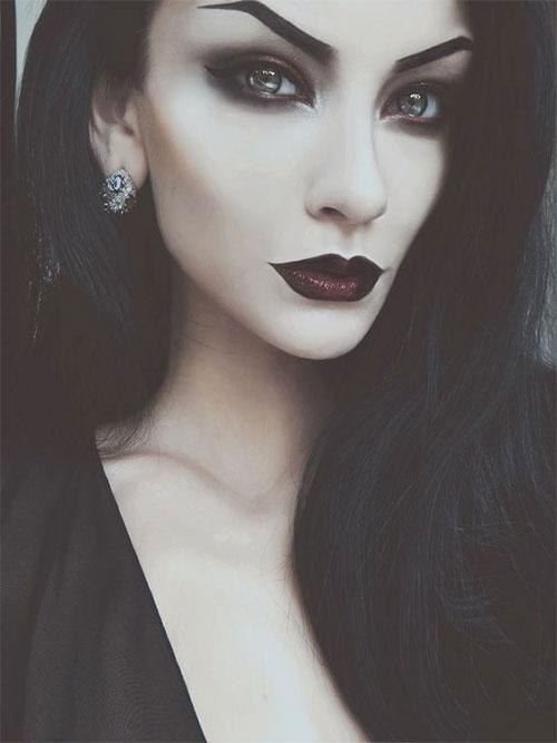 18-Last-Minute-Easy-Halloween-Makeup-Ideas-2019-Simple-Halloween-Makeup-3