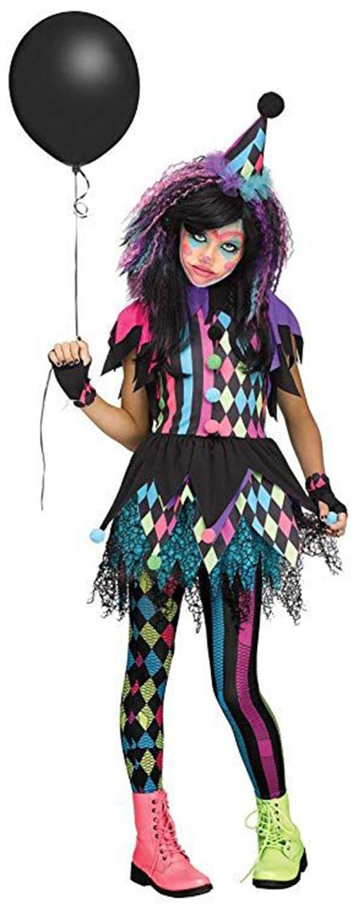 Best-Halloween-Clown-Costumes-For-Kids-Men-Women-2019-1