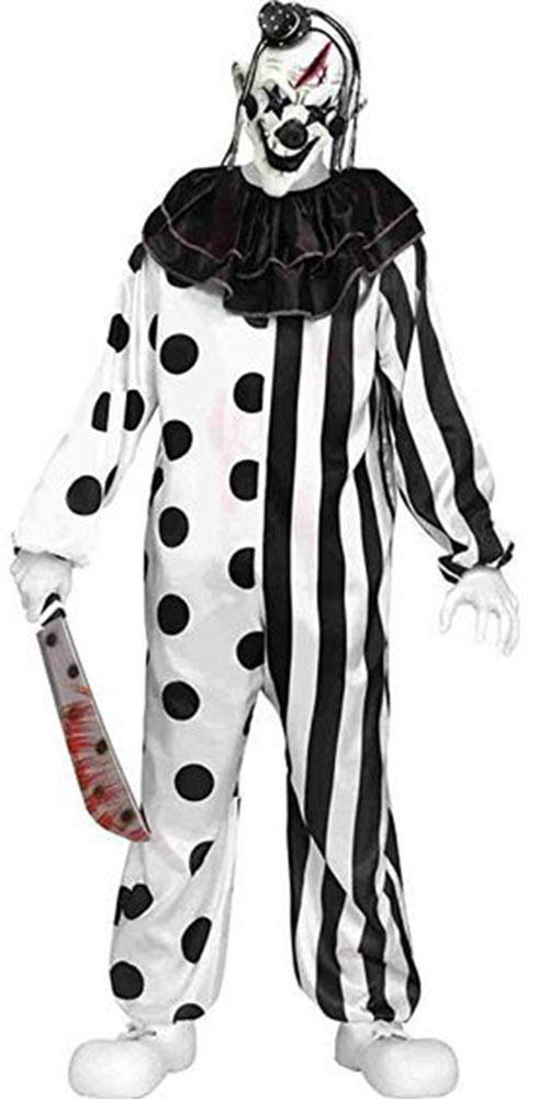 Best-Halloween-Clown-Costumes-For-Kids-Men-Women-2019-10