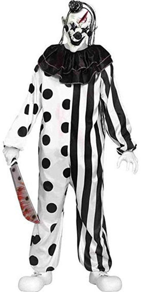 Best-Halloween-Clown-Costumes-For-Kids-Men-Women-2019-10