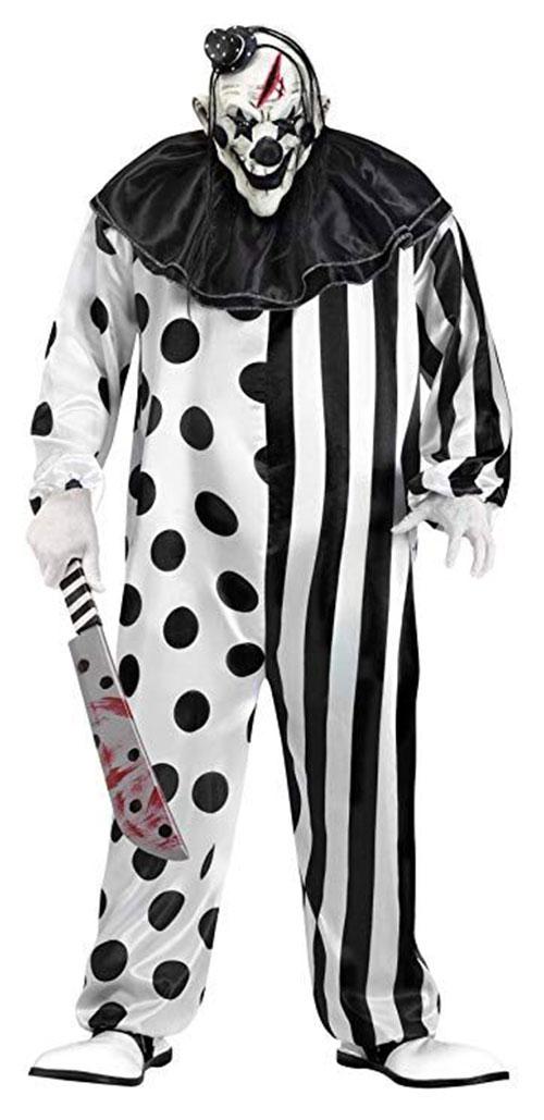 Best-Halloween-Clown-Costumes-For-Kids-Men-Women-2019-14