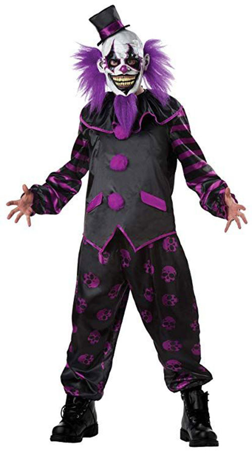 Best-Halloween-Clown-Costumes-For-Kids-Men-Women-2019-16
