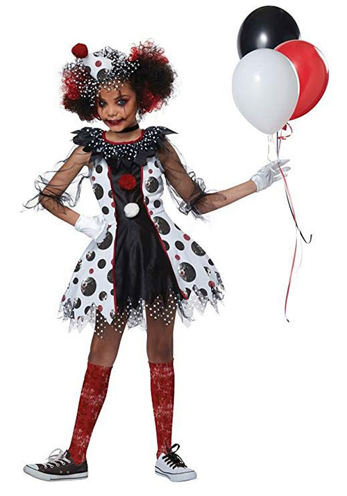 Best-Halloween-Clown-Costumes-For-Kids-Men-Women-2019-2