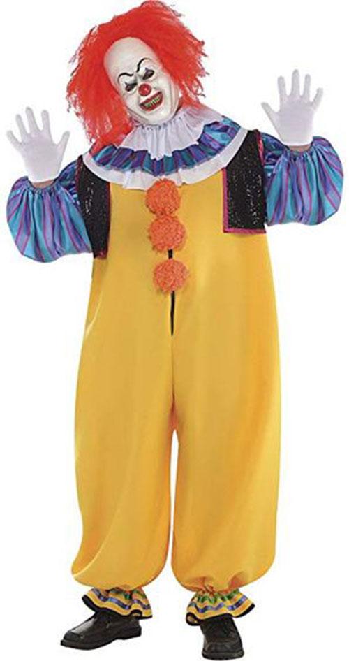 Best-Halloween-Clown-Costumes-For-Kids-Men-Women-2019-7