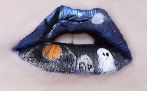 Best-Halloween-Lips-Makeup-Ideas-2019-10
