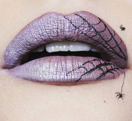 Best-Halloween-Lips-Makeup-Ideas-2019-3