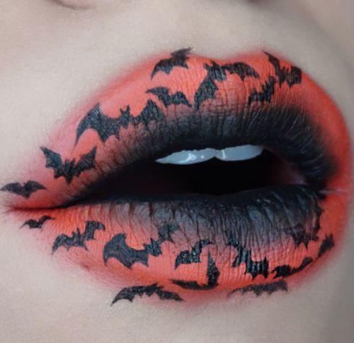 Best-Halloween-Lips-Makeup-Ideas-2019-6
