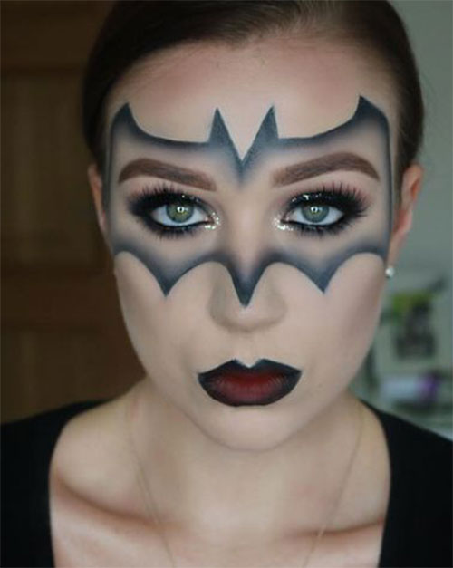 Halloween-Batman-Mask-Makeup-Ideas-2019-3