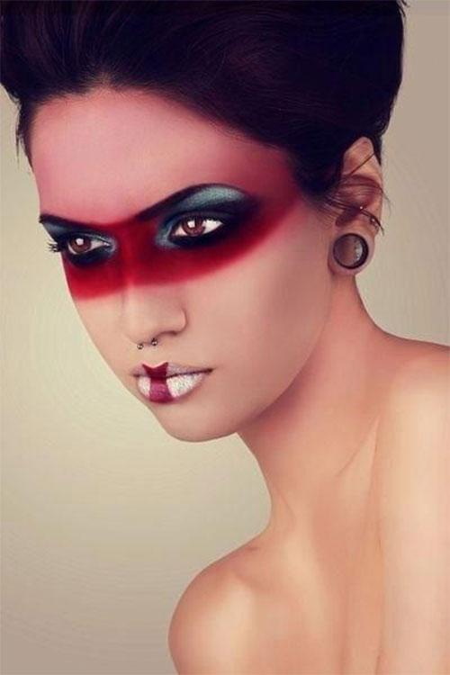 Halloween-Batman-Mask-Makeup-Ideas-2019-5