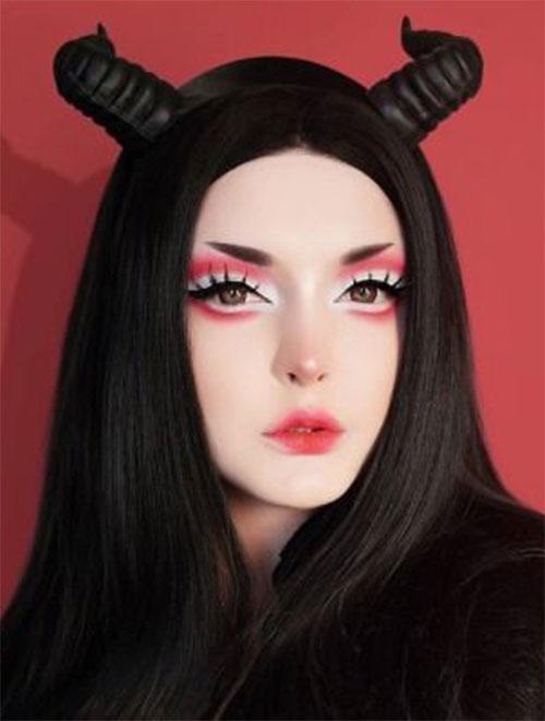 Halloween-Devil-Makeup-Looks-Ideas-2019-Halloween-Demon-Makeup-3