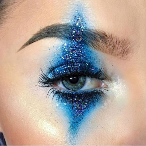 Halloween-Eye-Makeup-Ideas-Looks-For-Girls-Women-2019-11