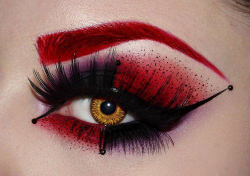Halloween-Eye-Makeup-Ideas-Looks-For-Girls-Women-2019-3