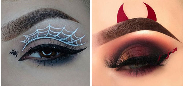Halloween-Eye-Makeup-Ideas-Looks-For-Girls-Women-2019-F