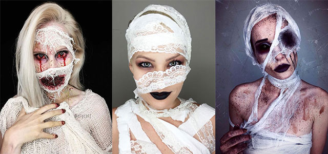 Mummy-Halloween-Makeup-Looks-Ideas-For-Girls-Women-2019-F