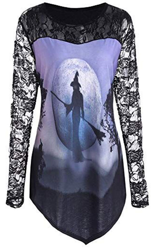 Scary-Funny-Halloween-Shirts-For-Girls-Women-2019-Halloween-Clothes-5