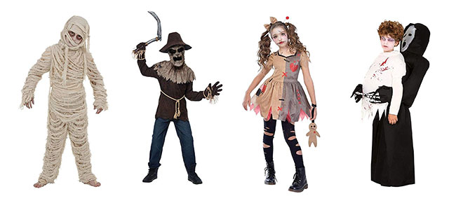 Scary Halloween Costumes For Girls, Men \u0026 Women 2019