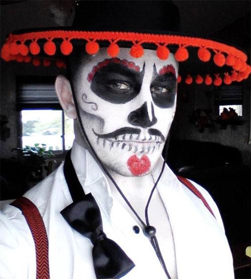 Scary-Halloween-Makeup-Ideas-For-Men-2019-13