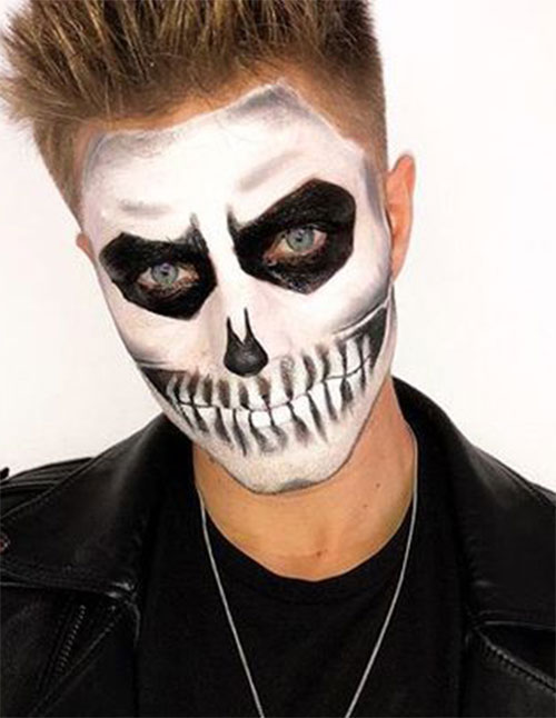 Scary-Halloween-Makeup-Ideas-For-Men-2019-2