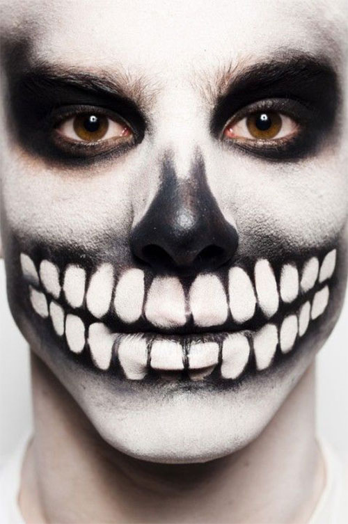 Scary-Halloween-Makeup-Ideas-For-Men-2019-4