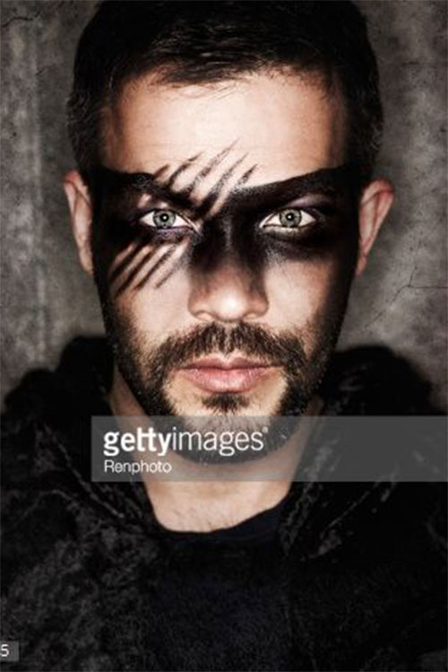 Scary-Halloween-Makeup-Ideas-For-Men-2019-6
