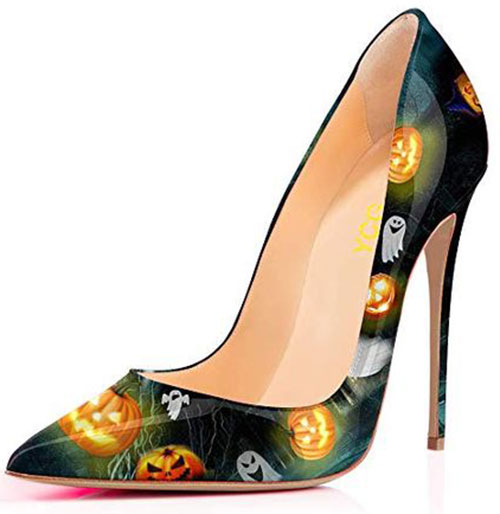 Best-Halloween-Costume-High-Heels-For-Women-2019-7