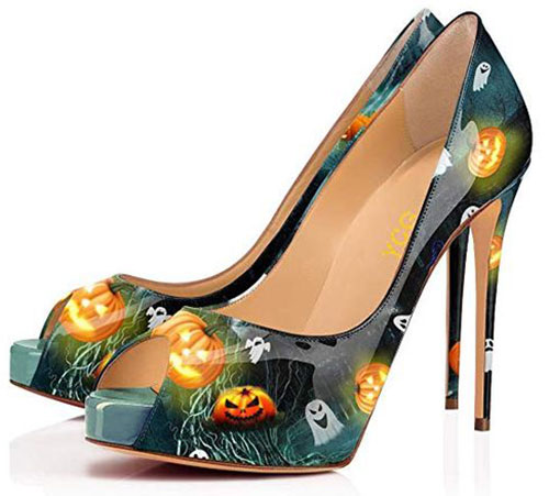 Best-Halloween-Costume-High-Heels-For-Women-2019-9