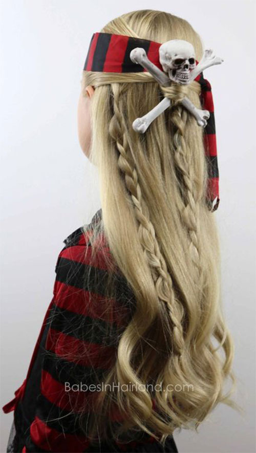 Halloween-Hairstyles-For-Kids-Girls-2019-Hair-Ideas-12