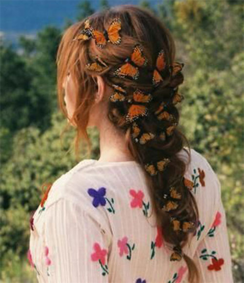Halloween-Hairstyles-For-Kids-Girls-2019-Hair-Ideas-14